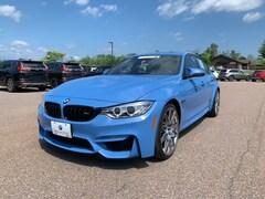 Certified Used 2017 BMW M3 Sedan Burlington, Vermont