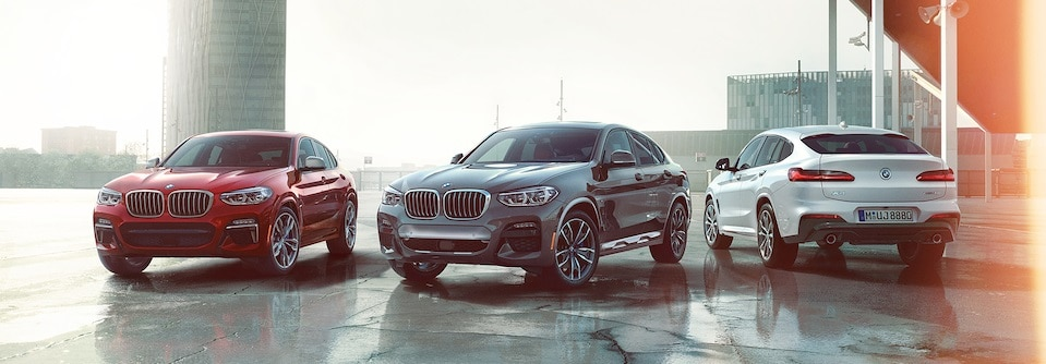 BMW X4 Lineup Burlington The Automaster BMW