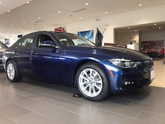 New 2018 BMW 320i xDrive Sedan Burlington, Vermont