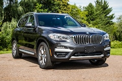 New 2021 BMW X3 xDrive30i SAV Burlington, Vermont