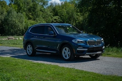 New 2021 BMW X3 xDrive30i SAV Burlington, Vermont