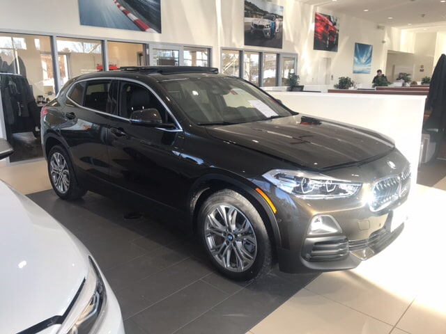 2018 BMW X2 xDrive28i Sports Activity Coupe Plattsburgh, NY