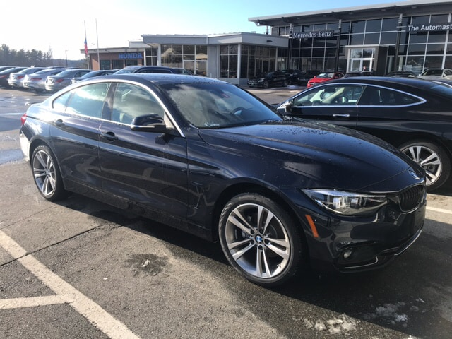 2019 bmw 430i for sale in shelburne vt the automaster bmw. Black Bedroom Furniture Sets. Home Design Ideas