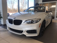 New 2019 BMW M240i xDrive Convertible Burlington, Vermont