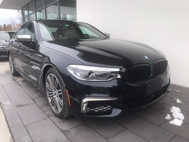 New 2019 BMW M550i xDrive Sedan Burlington, Vermont