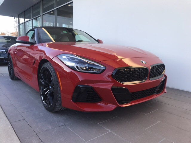 2019 BMW Z4 sDrive30i Convertible Hanover, NH