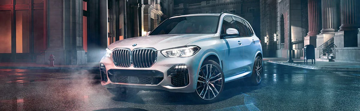 2019 BMW X5 Lease Offers