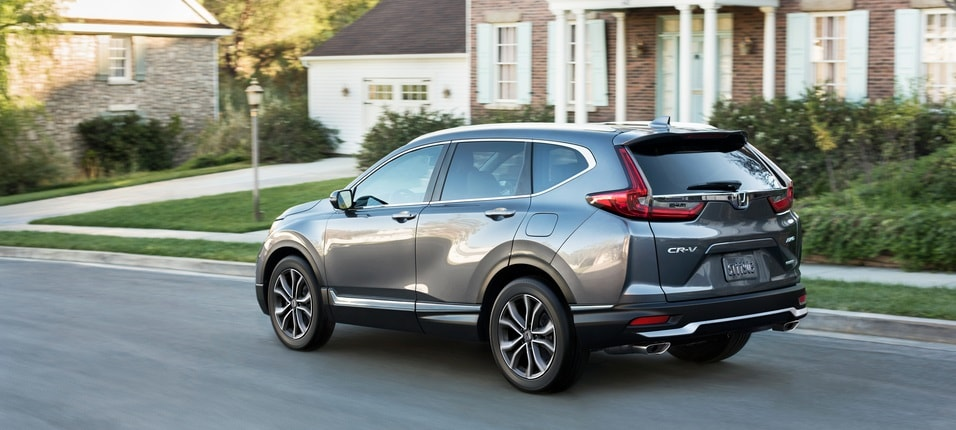 2020 Honda CRV SUV Burlington, VT