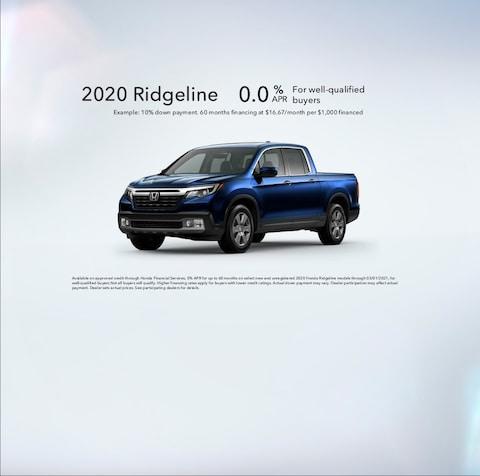 2020 Ridgeline Special APR