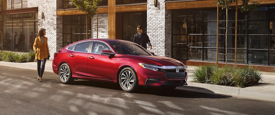 Honda Insight Burlington