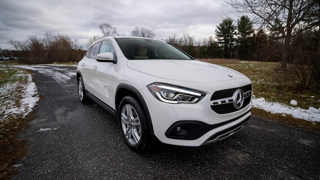 New 2021 Mercedes-Benz GLA 250 4MATIC SUV Burlington, Vermont