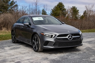 New 2021 Mercedes-Benz A-Class A 220 4MATIC Sedan near Burlington, Vermont