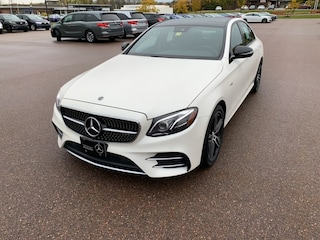Certified Pre-Owned 2018 Mercedes-Benz AMG E 43 4MATIC Sedan Burlington, Vermont