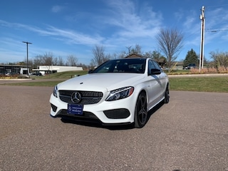 Certified Pre-Owned 2018 Mercedes-Benz AMG C 43 4MATIC Sedan Burlington, Vermont