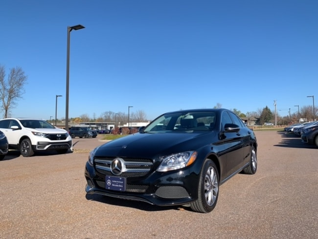 Certified Pre-Owned 2018 Mercedes-Benz C-Class C 300 4MATIC Sedan Burlington, Vermont