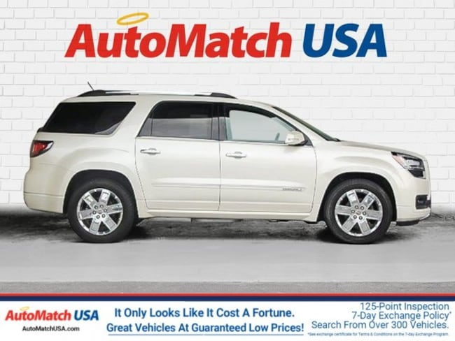 Used 2014 Gmc Acadia For Sale At Sonic Automotive Concierge Vin