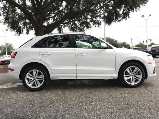 2017 Used Audi Q3 20t Premium Suv For Sale Ocala Near Gainesville