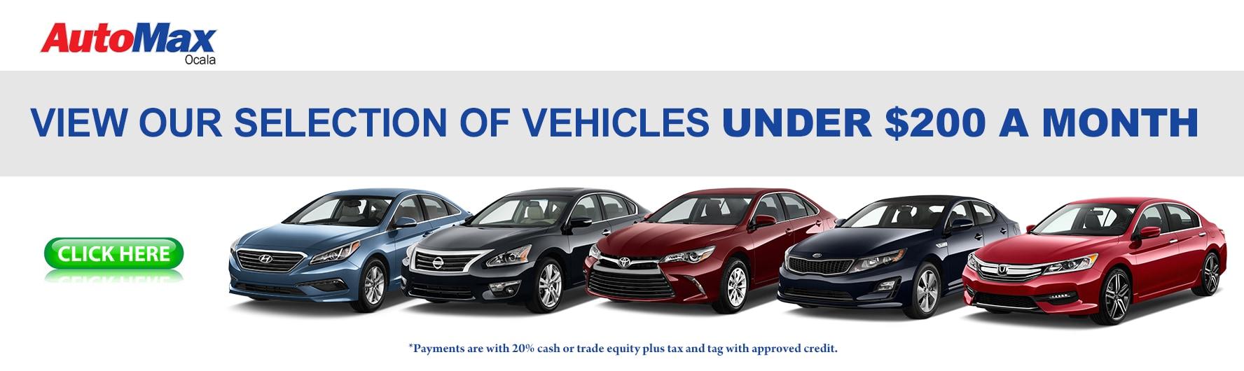 AutoMax Ocala | New dealership in Ocala, FL 34471
