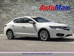 2016 Acura ILX 2.4L (A8) Sedan