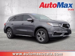 2018 Acura MDX V6 SUV