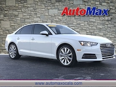 2017 Audi A4 2.0T Premium Sedan