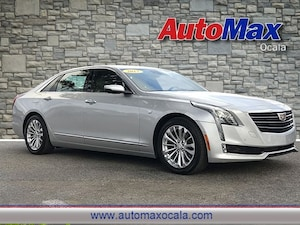 2017 Cadillac Ct6 2 0 L Turbo Luxury >> 2017 Used Cadillac Ct6 2 0l Turbo Luxury Sedan For Sale Ocala Near