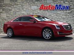 2016 CADILLAC ATS 2.0L Turbo Luxury Collection Coupe