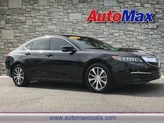 2016 Acura TLX Tech Sedan