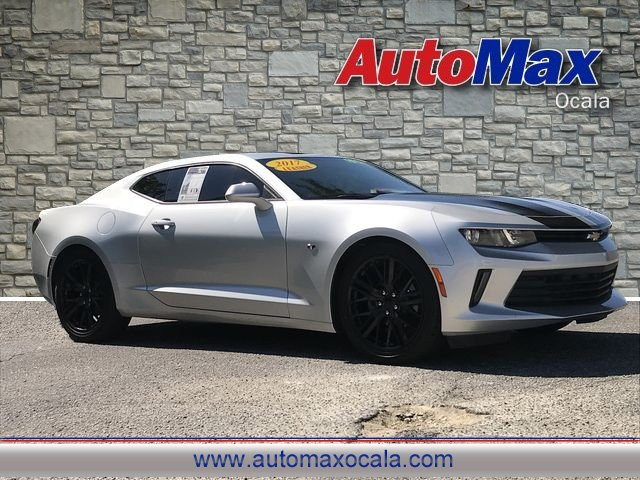 2017 Chevrolet Camaro 1LS Coupe