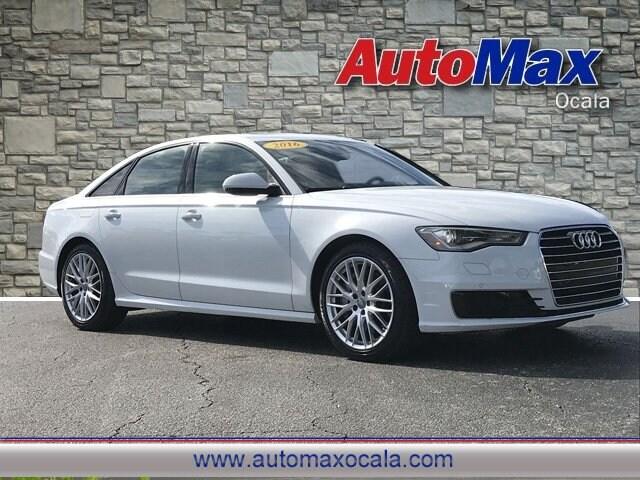 2016 Audi A6 2.0T Premium Sedan
