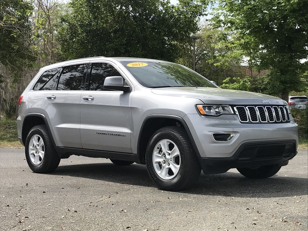 2017 Used Jeep Grand Cherokee Laredo 4x4 SUV For Sale   Ocala near  Gainesville   A4554