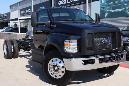 2021 Ford F-650 Gas Base Cab/Chassis