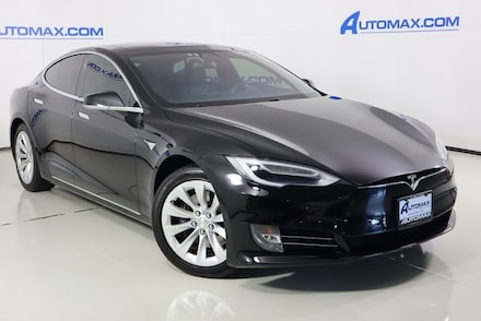 2017 Tesla Model S 75D Sedan