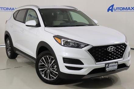2021 Hyundai Tucson SEL SUV