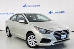 2020 Hyundai Accent SE Sedan 1.6L I-4 cyl Front-wheel Drive