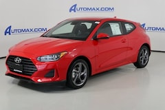 2019 Hyundai Veloster 2.0 Hatchback 2.0L I-4 cyl Front-wheel Drive