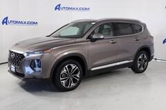 2019 Hyundai Santa Fe Limited 2.0T SUV 2.0L I-4 cyl Front-wheel Drive