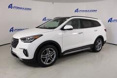 2019 Hyundai Santa Fe XL Limited Ultimate SUV 3.3L V-6 cyl Front-wheel Drive