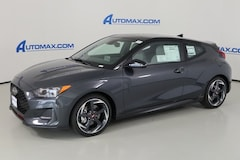 2019 Hyundai Veloster Turbo Ultimate Hatchback 1.6L I-4 cyl Front-wheel Drive