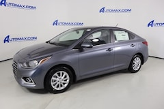 2019 Hyundai Accent SEL Sedan 1.6L I-4 cyl Front-wheel Drive