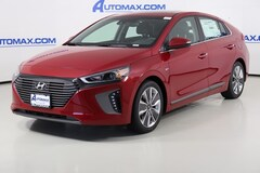 2019 Hyundai Ioniq Hybrid Limited Hatchback 1.6L I-4 cyl Front-wheel Drive