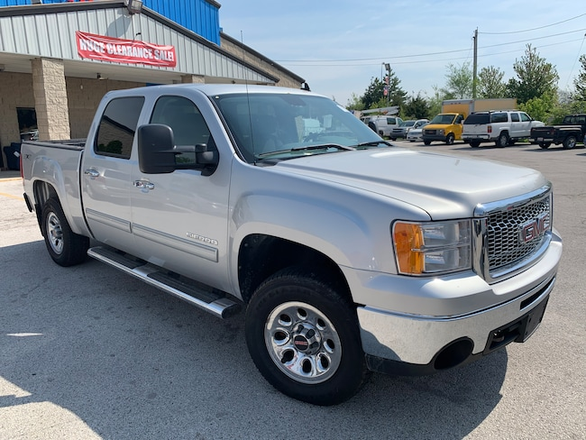 Used 2011 GMC Sierra 1500 Truck Crew Cab for sale in Oregon, Ohio