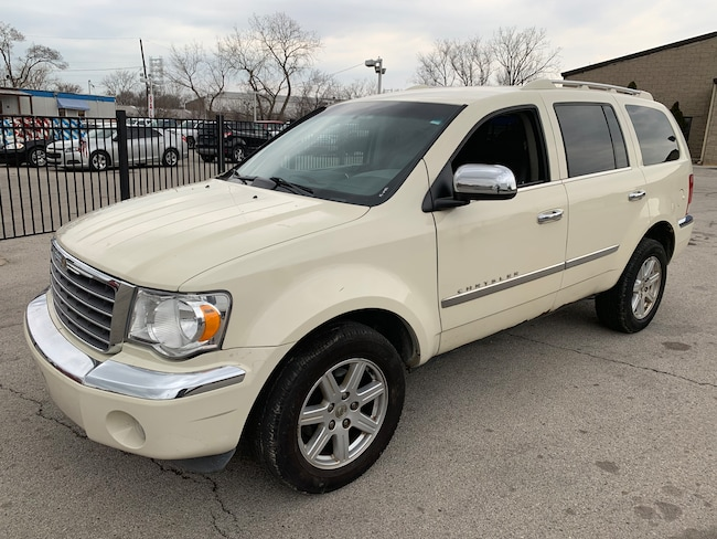 Used 2008 Chrysler Aspen Limited SUV for sale in Oregon, Ohio
