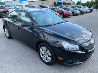 Used 2013 Chevrolet Cruze LS Manual Sedan for sale in Oregon, Oh