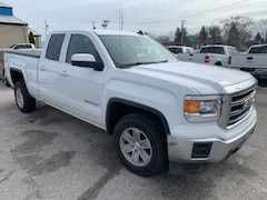 Used 2015 GMC Sierra 1500 SLE Truck Double Cab for sale in Oregon, OH