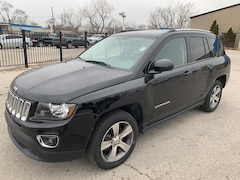 Used 2017 Jeep Compass Latitude FWD SUV for sale in Oregon, OH