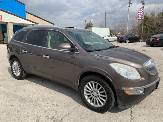 Used 2008 Buick Enclave CXL SUV for sale in Oregon, Ohio