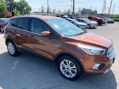 Used 2017 Ford Escape SE SUV for sale in Oregon, OH