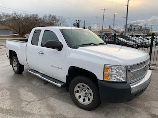 Used 2009 Chevrolet Silverado 1500 Truck Extended Cab for sale in Oregon, Oh