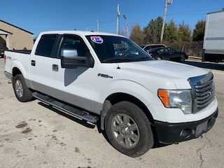 Used 2010 Ford F-150 XLT Truck SuperCrew Cab for sale in Oregon, Oh